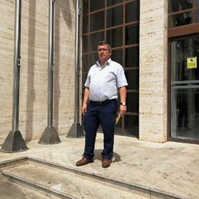 Cs El Ejido agradece al equipo de Gobierno que haya tenido en cuenta sus peticiones para eliminar las barreras arquitectónicas del municipio