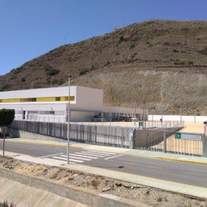 Cs Carboneras reclama que se finalice el patio infantil proyectado en el CEIP Simón Fuentes