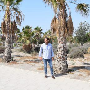 Ciudadanos Almería propone un plan de actuaciones para la puesta en valor del Parque del Andarax
