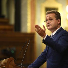 Cs pregunta al Gobierno cuándo aplicará la prometida rebaja del precio del agua desalada a 0,30 euros para los regantes almerienses