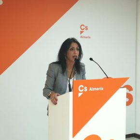 """Marta Bosquet: """"Ciudadanos está preparado para liderar el cambio ante un PSOE que ha dejado pasar 40 años de oportunidades"""""""