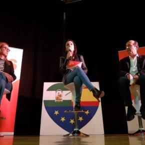 Cs reivindica en Balerma que el cambio en Andalucía es posible porque el socialismo ya le ha dado mucho la espalda a Almería