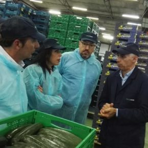 """Juan Carlos Girauta: """"Quien deposite el voto de Cs en las urnas este domingo debe saber que no servirá para hacer presidenta a Susana Díaz"""""""