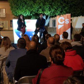 """Toni Roldán: """"La elección es un gobierno de Díaz con los anticapitalistas o un proyecto de renovación, progreso e igualdad liderado por Cs"""""""