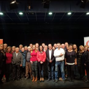 Ciudadanos denuncia en Carboneras que el socialismo ya ha castigado mucho a la provincia de Almería estos 37 años