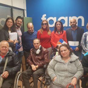 """Marta Bosquet: """"Las exigencias de Ciudadanos han permitido un aumento de los recursos para Dependencia y Discapacidad"""""""