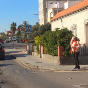 Ciudadanos Vícar denuncia que el Bulevar lleve 12 años inacabado