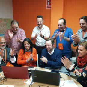 Ciudadanos (Cs) duplica su resultado en Almería y se consolida como alternativa al bipartidismo en la provincia