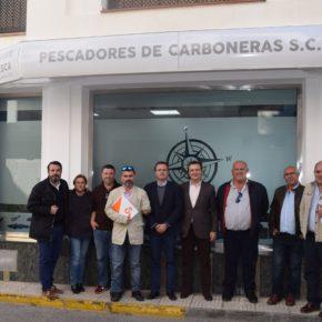 Cs impulsará iniciativas en el Congreso para apoyar al sector pesquero tradicional de Almería