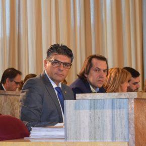 Cs Almería alega pérdida de confianza en el Partido Popular ya que existe un 43% de compromisos presupuestarios por ejecutar