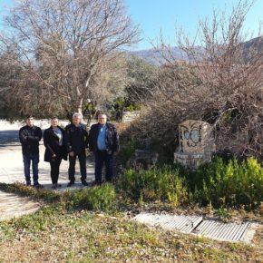 """Cs Berja denuncia el """"alarmante abandono"""" del Parque de las Alpujarras"""