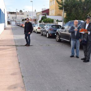 El Grupo Municipal de Ciudadanos demanda más seguridad y vigilancia en el barrio de Ciudad Jardín
