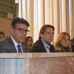 Aprobada la moción de Ciudadanos Almería para reconocer a Juan Guaidó como presidente interino de Venezuela