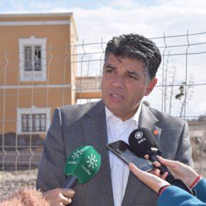 Cs Almería exige responsabilidades al Ayuntamiento y a la Dirección de Costas por la paralización de las obras del Paseo Marítimo