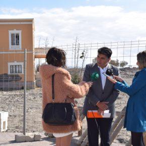 """Cazorla: """"Seguimos sin saber qué tipo de gestiones están haciendo Ayuntamiento y Gobierno para reanudar las obras del Paseo Marítimo"""""""