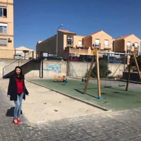 """Cs Huércal de Almería exige un mantenimiento """"digno"""" para el Parque del Huevo"""
