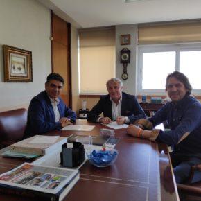 Cs Almería traslada a la Autoridad Portuaria la necesidad de agilizar el proyecto Puerto-Ciudad en esta legislatura