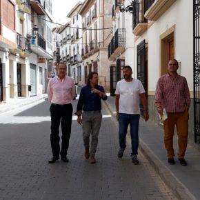 Rafael Burgos respalda las iniciativas de Ciudadanos Vélez Rubio para promover la digitalización del sector turístico