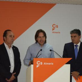 Ciudadanos presenta una moción para exigir el pago de los 1.350 millones de la financiación autonómica