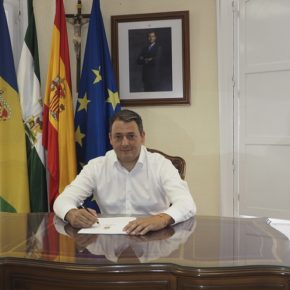 El alcalde de Tíjola, José Juan Martínez (Cs), se baja el sueldo un 25%