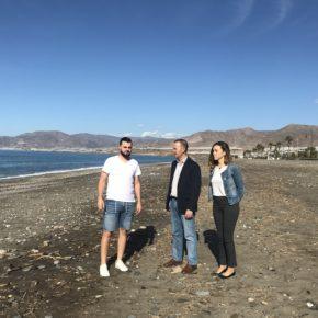 Cs El Ejido denuncia la dejadez del equipo de Gobierno con Balerma