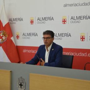 Cazorla (Cs) lamenta que el Ayuntamiento de Almería sea ahora menos transparente que seis meses atrás