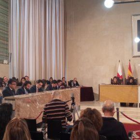 Cs Almería respalda el presupuesto municipal para 2020, que incluye 14 medidas 'naranjas' y el blindaje de las políticas sociales