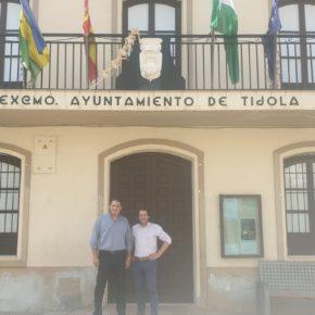 Cs pide inversiones a la Diputación Provincial para poner en valor el paraje 'La Cerrá' de Tíjola