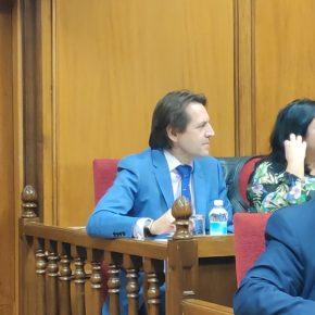 Aprobada la moción de Ciudadanos que rechaza las cesiones a los grupos independentistas