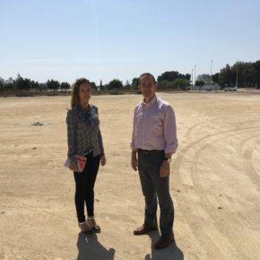 Ciudadanos El Ejido pide que se acondicione la zona donde se instala el mercadillo semanal