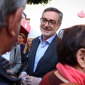 Villegas solicita garantías para que la Escuela del Mármol de Fines funcione como Centro de Referencia Nacional