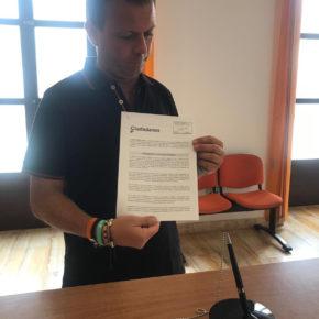 """David Franco: """"Para la alcaldesa, Garrucha no genera recursos para atender servicios, pero sí para subidas de sueldos"""""""