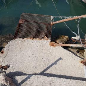 """Samper: """"Los pescadores jubilados de Carboneras necesitan con urgencia una mejora en los accesos y servicios del Puerto"""""""