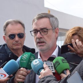 """Villegas: """"Ni PP ni PSOE se han ocupado de los problemas históricos de Almería"""""""