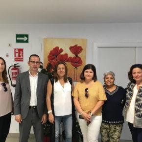 Ciudadanos El Ejido se congratula por el compromiso de la delegada de Educación con el municipio