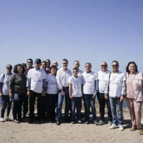 """Villegas: """"El Gobierno debe impulsar de manera inmediata una solución sostenible y estructural para el litoral de Balerma"""""""