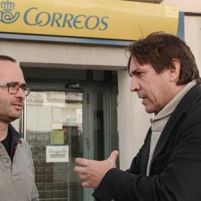 """Rafael Burgos: """"Nos preocupa el futuro de la oficina de Correos de Gérgal y compartimos la inquietud del pueblo"""""""