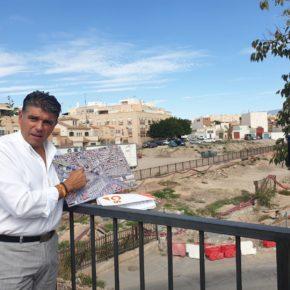 """Cazorla: """"El soterramiento de El Puche debería estar terminado desde hace 7 meses, pero aún no sabemos cuándo acabará"""""""