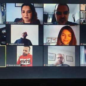 Ciudadanos apela al consenso y a la unidad en los ayuntamientos de Almería para afrontar la crisis del coronavirus