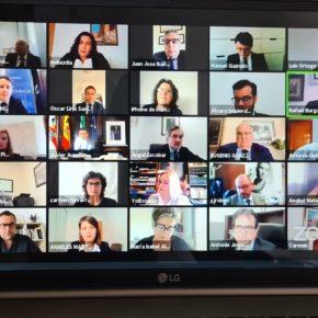 PP y VOX rechazan la Comisión de Seguimiento del COVID-19 propuesta por Ciudadanos en la Diputación de Almería