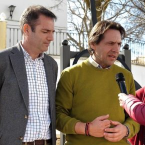 Ciudadanos solicita a Diputación de Almería actuaciones en la red viaria de Gérgal, Vélez-Blanco, Benahadux y Lúcar