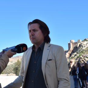 """Rafael Burgos: """"El Gobierno de España vuelve a marginar a la provincia de Almería con la reducción de vuelos a Sevilla"""""""