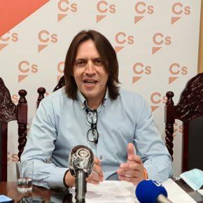 """Rafael Burgos: """"En Ciudadanos Diputación hemos defendido la política del consenso y la colaboración con una actitud propositiva"""""""