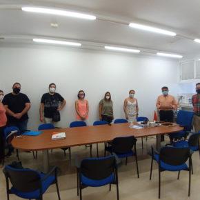 Cazorla (Cs) se reúne con representantes de actividades de ocio y tiempo libre infantil
