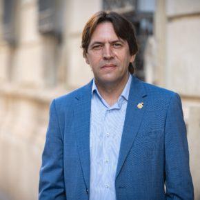 """Rafael Burgos (Cs): """"El PFEA contribuye al arraigo de la población almeriense y a paliar el paro en el entorno rural"""""""