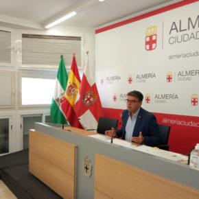 """Cs insta al alcalde a """"ponerse a trabajar"""" buscando fondos europeos para que los almerienses no paguen un 20% más en el recibo del agua"""