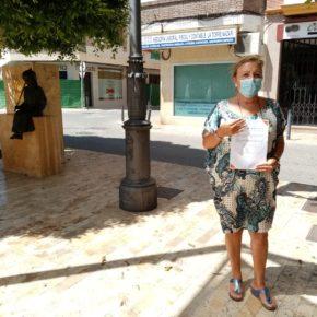 Cs exige incrementar las labores de desinfección en Huércal-Overa ante los brotes de covid19 en la comarca