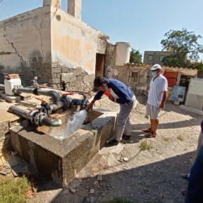 """Cazorla: """"Animo a los almerienses a alegar masivamente contra el 'tarifazo' del agua para impedir la subida del 20%"""""""