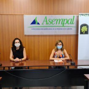 Mercedes López (Cs) aborda con la Asociación de Almazaras de Almería los retos de la próxima campaña