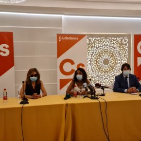 """Marta Bosquet (Cs): """"Esperamos que el Gobierno central pelee por una PAC justa y fuerte, hablamos de un recorte de 40.000 millones de euros"""""""